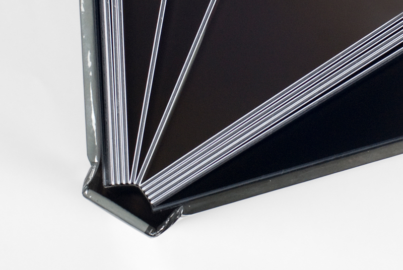 Classic Lay Flat Album binding