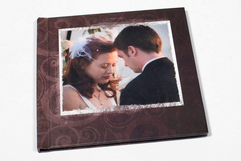 Hardcover Keepsake cover