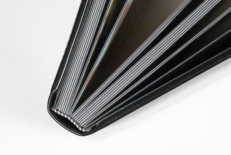 Prestige Album binding